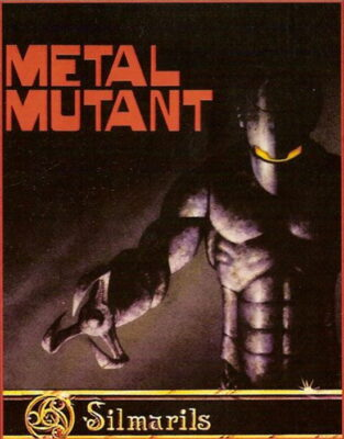 Metal Mutant DOS Game Cover