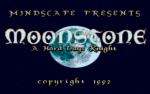 Moonstone: A Hard Days Knight old DOS game