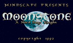 Moonstone: A Hard Days Knight