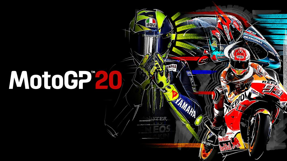 MotoGP20 Racing PC Game