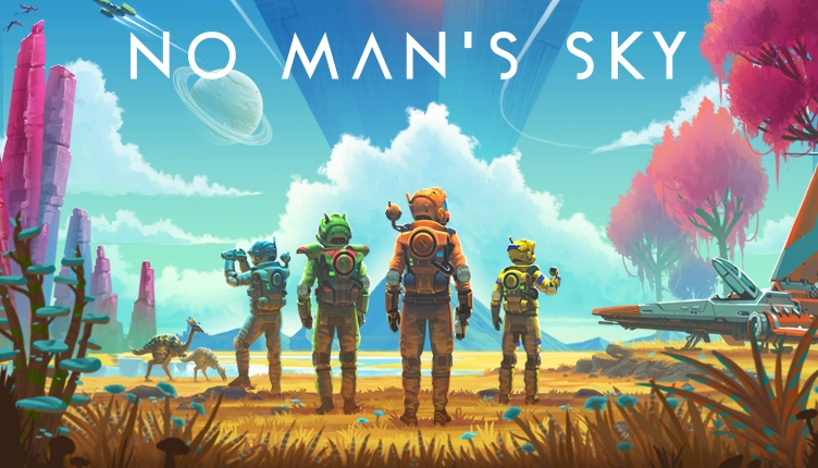 No Man's Sky Adventure PC Game