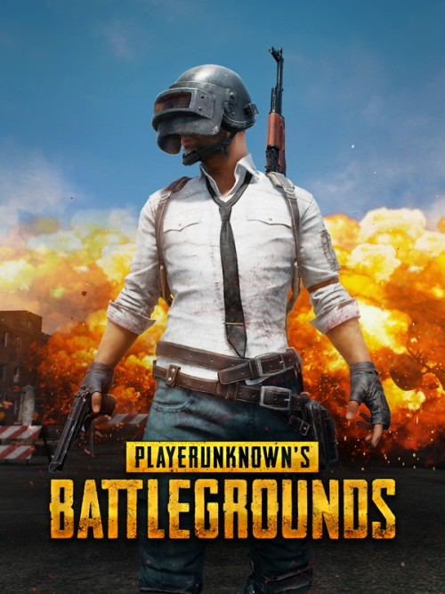 PLAYERUNKNOWN'S BATTLEGROUNDS PC Game Cover