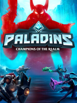 Paladins Free PC Game Cover