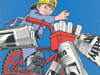 Paperboy Game Box Cover Art
