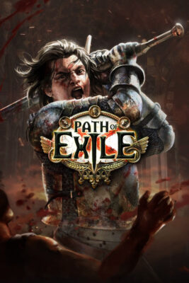 Path of Exile Free PC Game Cover