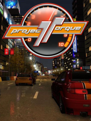 Project Torque PC Game Cover