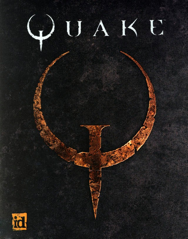 QUAKE PC Game Cover