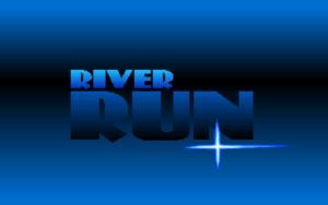 River Run old DOS Game Box Cover Art