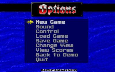 Spear of Destiny Screenshot - DOS Game
