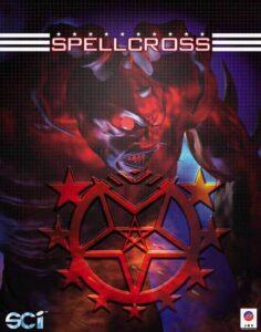 Spellcross old DOS Game Box Cover Art