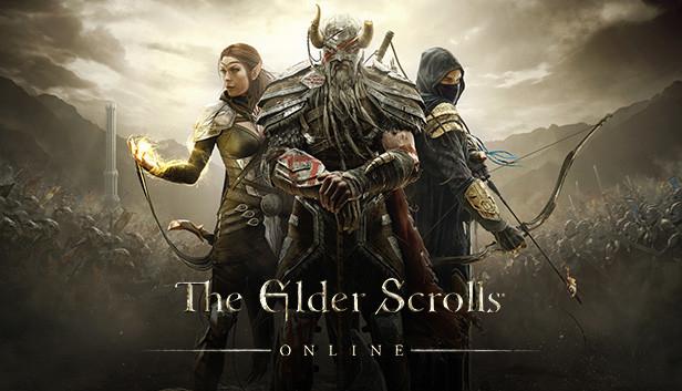 The Elder Scrolls Online MMORPG PC