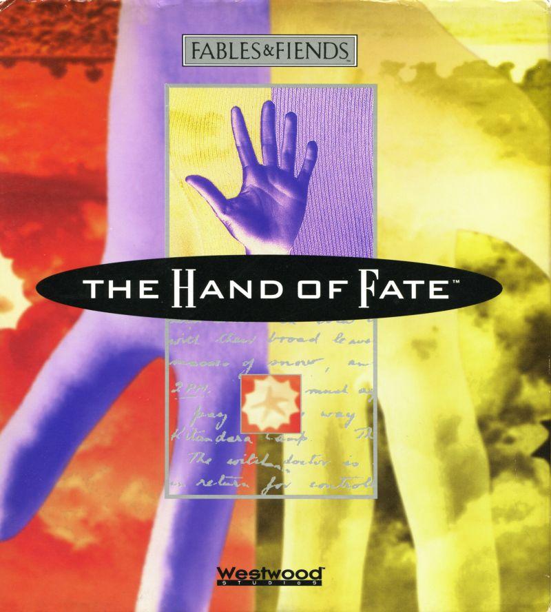 The Legend of Kyrandia Hand of Fate DOS Game Cover