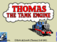 Thomas The Tank Engine & Friends old DOS game 1992