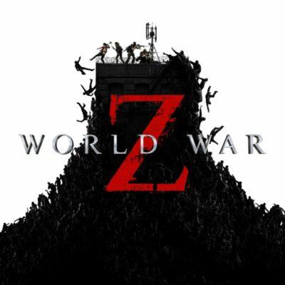 World War Z PC Game Box Cover Art