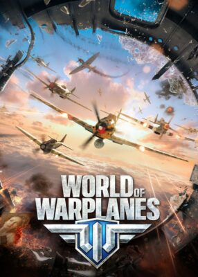 World of Warplanes PC Game Box Cover Art