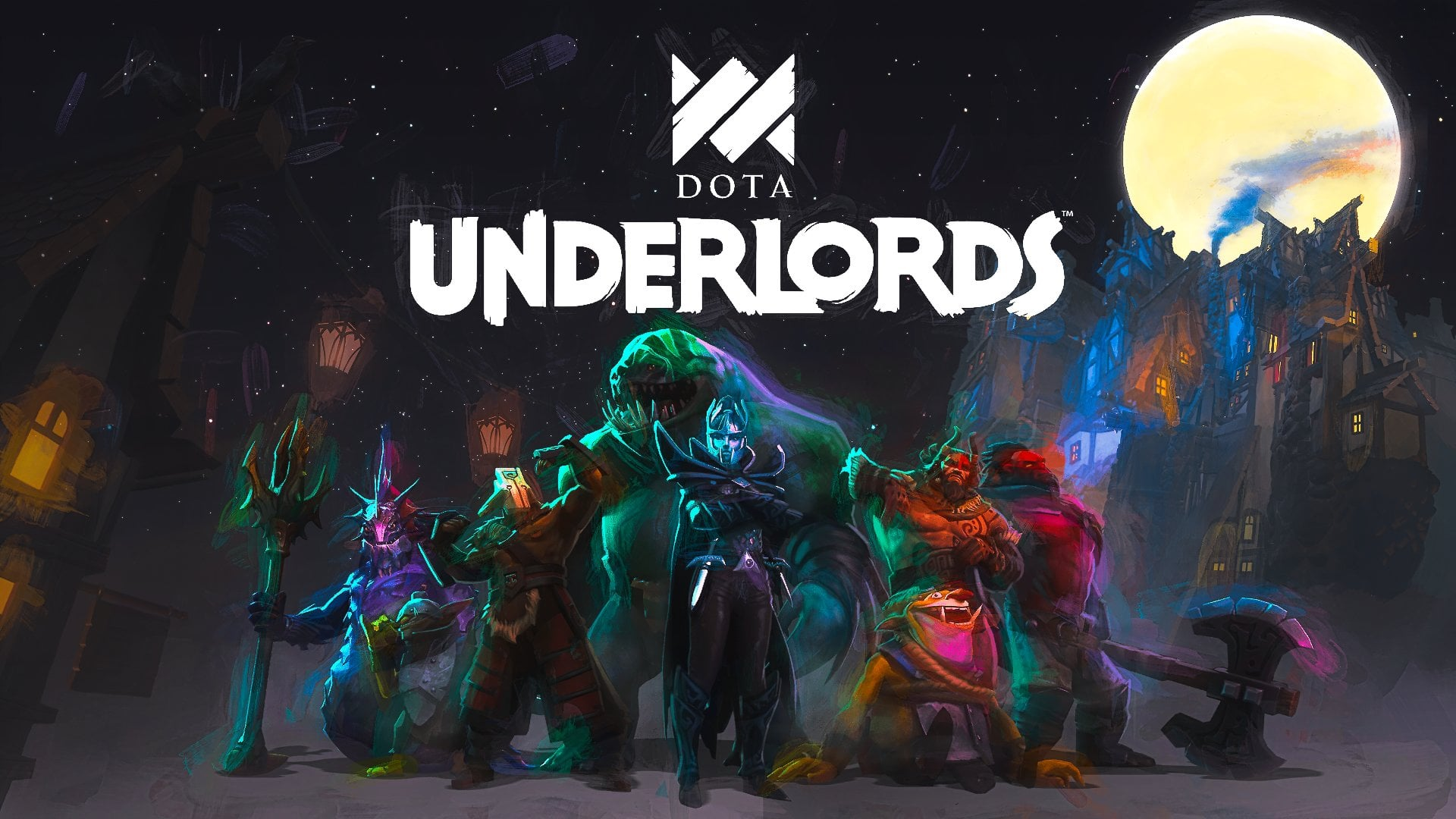 Dota Underlords Wallpaper HD 1