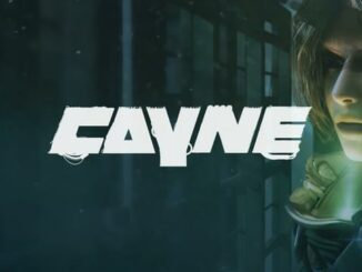 CAYNE horror adventure