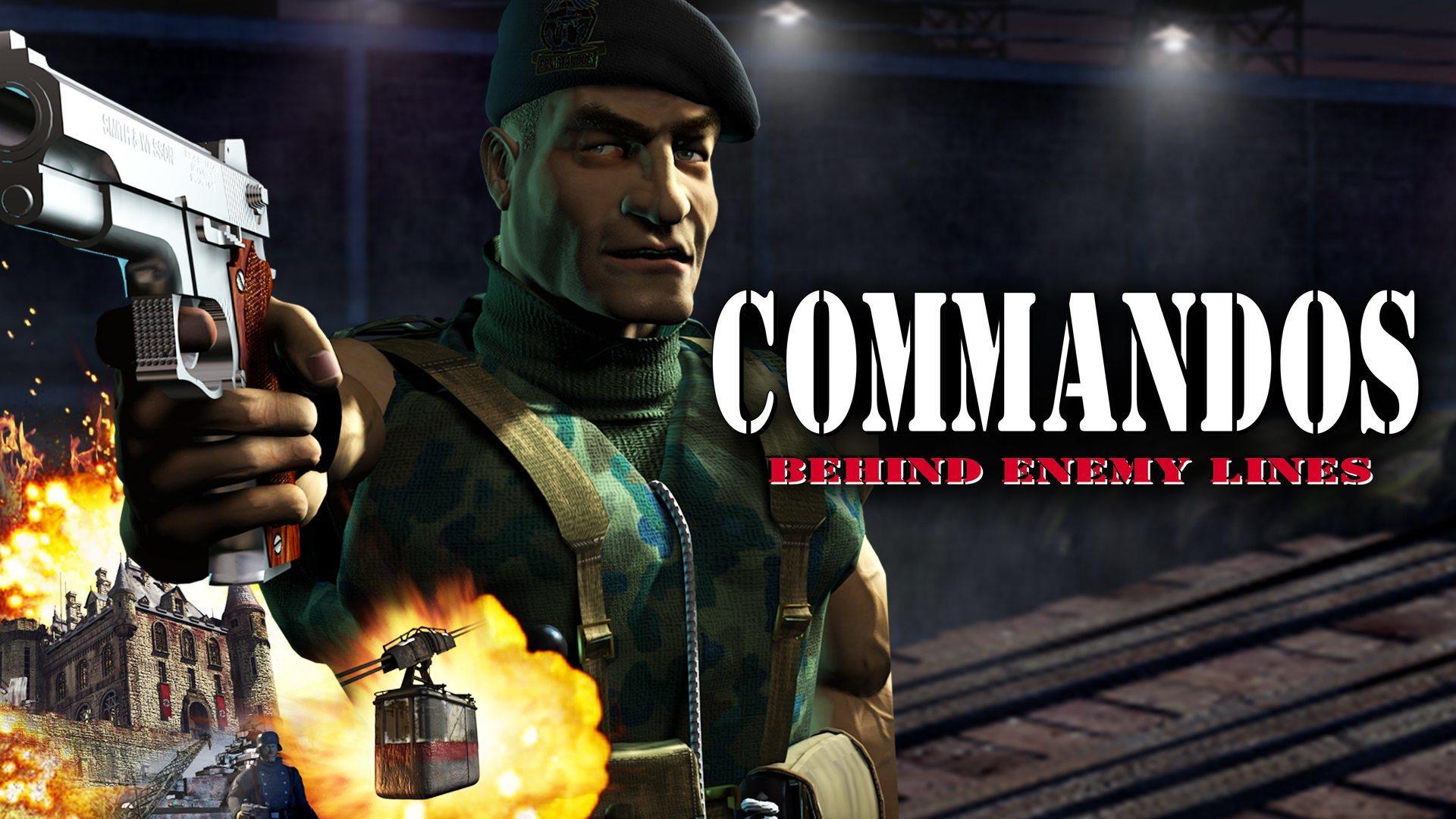 Commandos Behind Enemy Lines