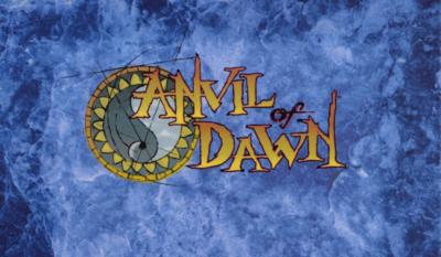Anvil of Dawn rpg dos game