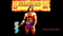 Barbarian II: Dungeons of Drax