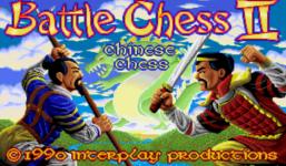 Battle Chess II: Chinese Chess