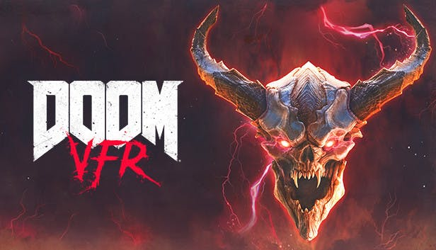 DOOM VFR action virtual reality game 2017