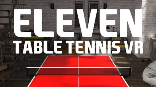 Eleven: Table Tennis VR