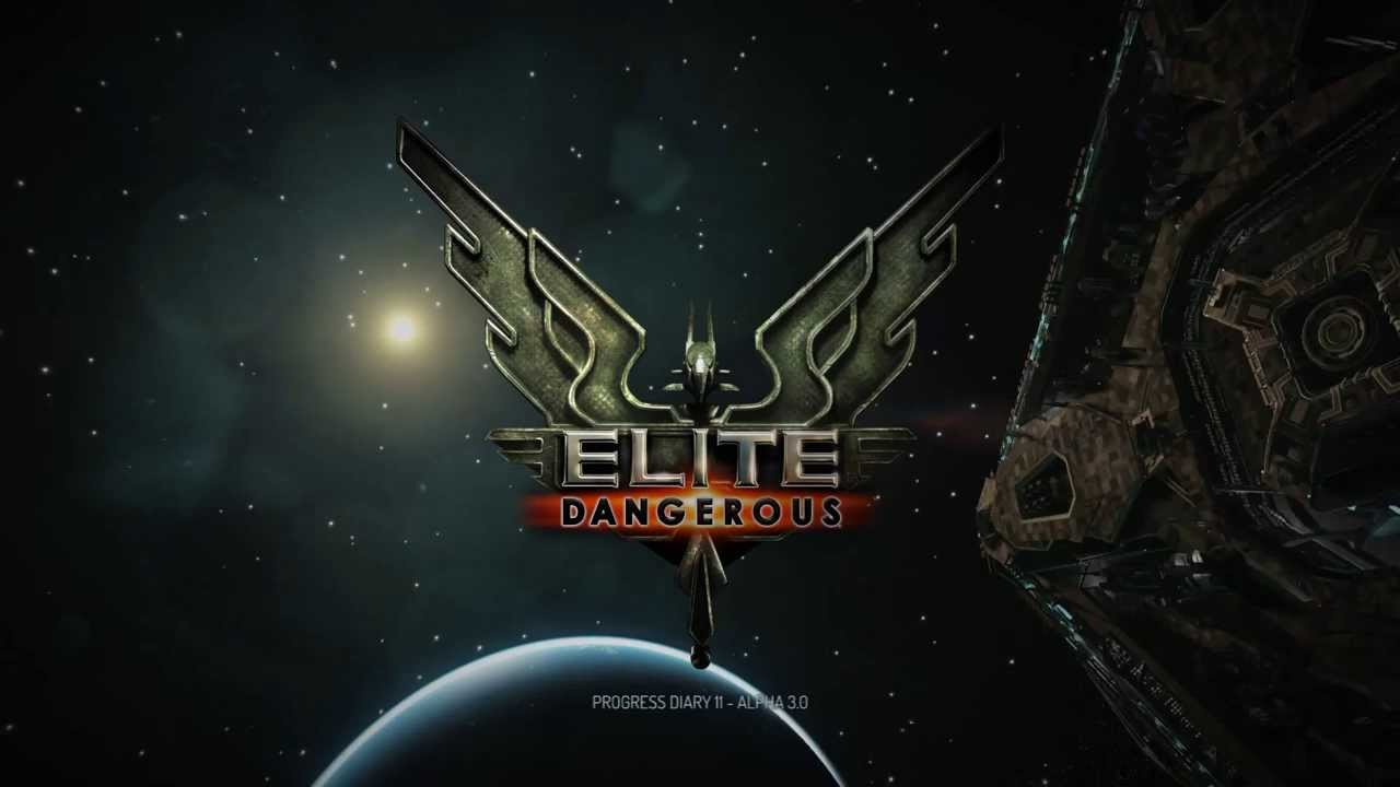 Elite Dangerous simulation pc game 2015
