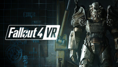 Fallout 4 VR rpg virtual reality game 2017