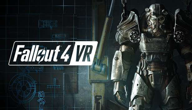 Fallout 4 VR rpg virtual reality game 2017