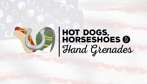 Hot Dogs, Horseshoes & Hand Grenades virtual reality game 2016