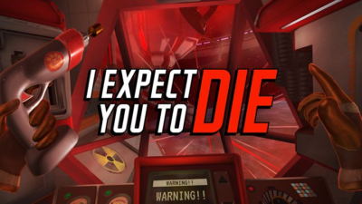 I Expect You To Die adventure virtual reality game 2016
