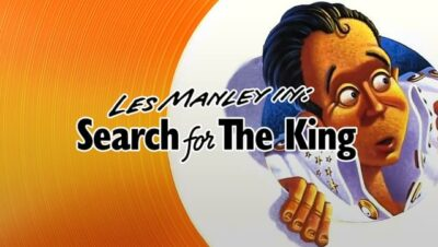 Les Manley in Search for the King