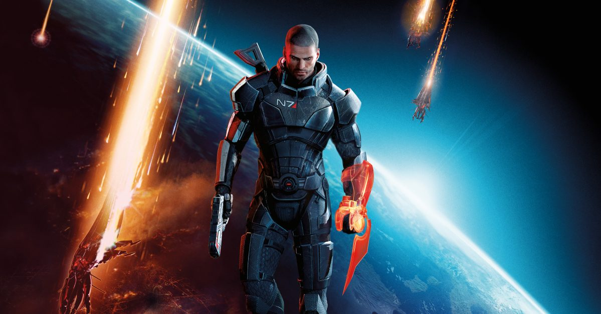 Mass Effect 3 role play game 2012