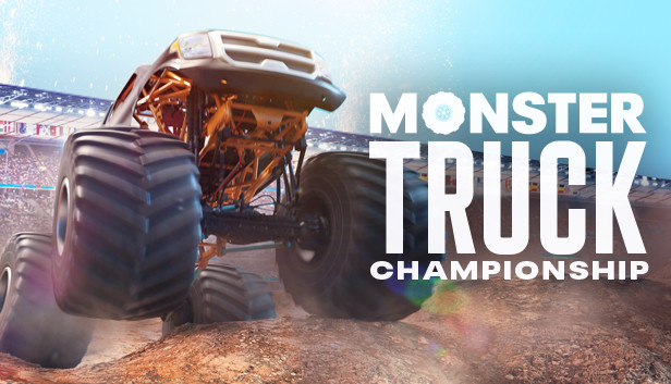 Monster Truck Championship racing pc game 2020