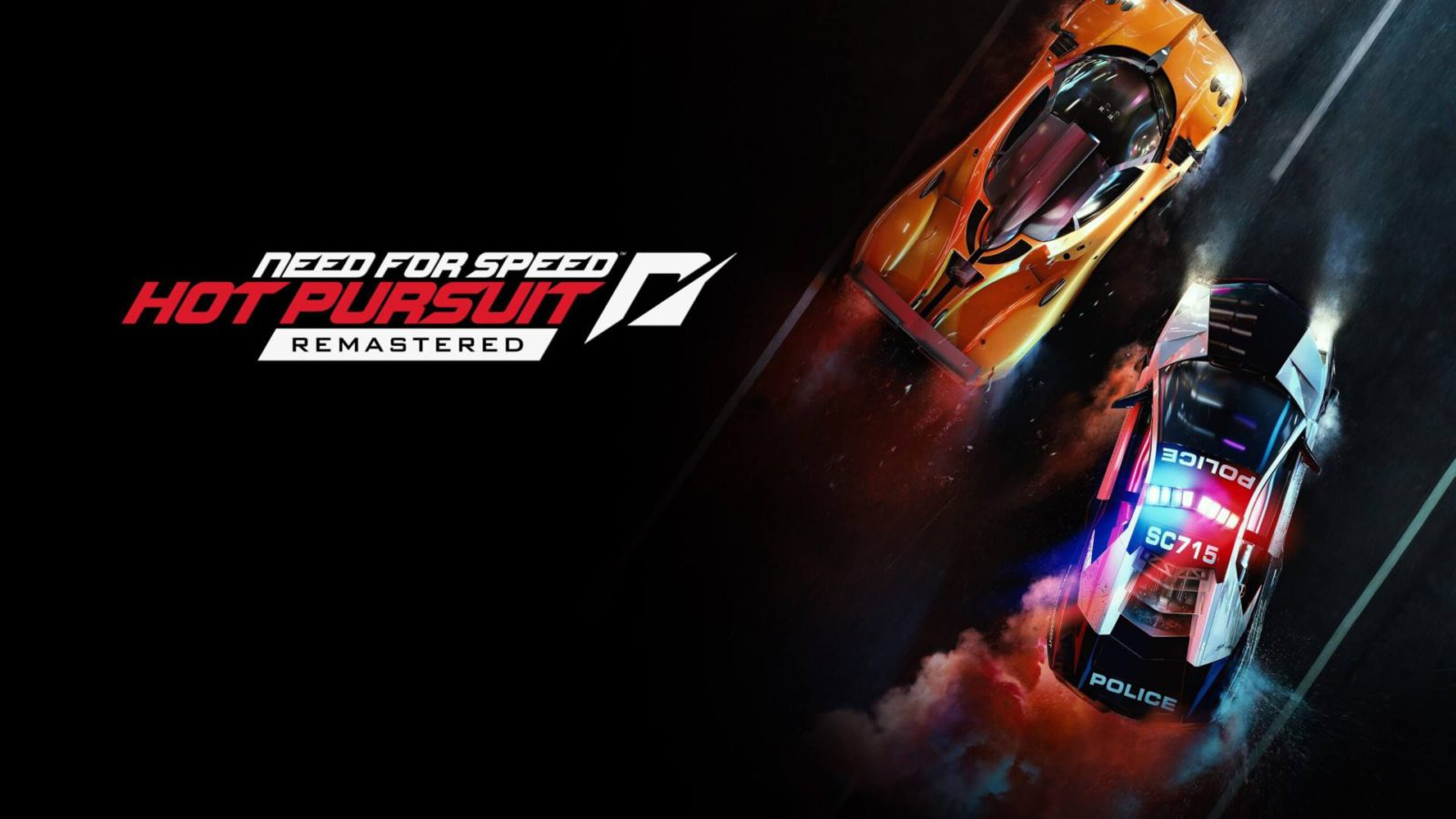 Need for Speed Hot Pursuit Remastered racing pc 2020