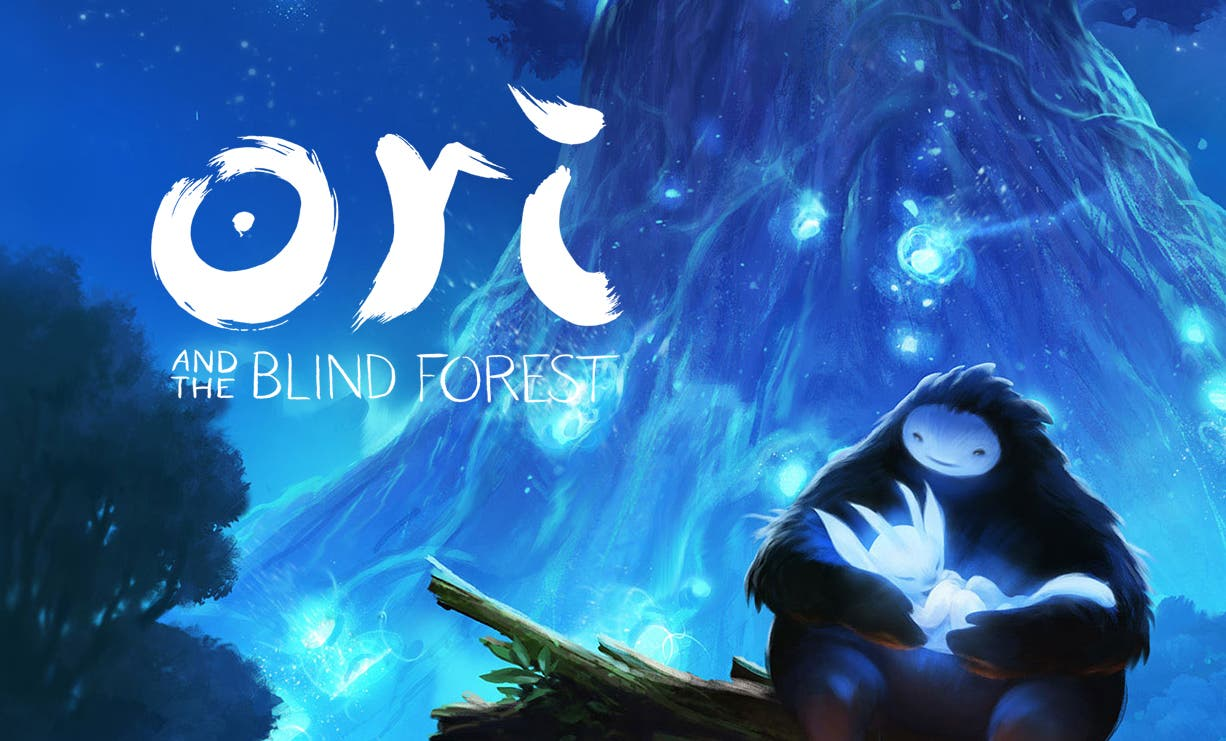 Ori and the Blind Forest action pc game 2015