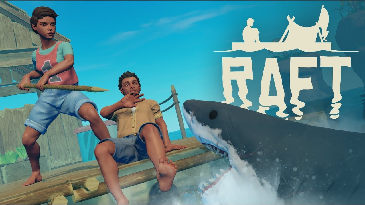 Raft adventure pc game 2016