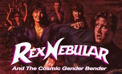 Rex Nebular and the Cosmic Gender Bender adventure dos game 1992
