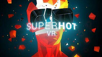 SUPERHOT VR virtual reality game 2017