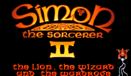 Simon the Sorcerer II: The Lion, the Wizard and the Wardrobe