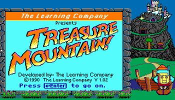 Super Solvers: Treasure Mountain!
