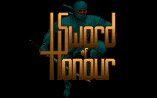 Sword of Honour action dos game 1993