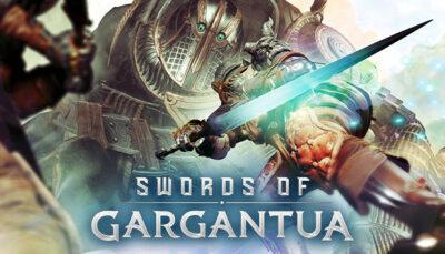 Swords of Gargantua action virtual reality game 2019