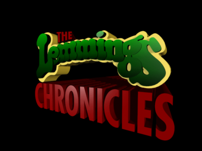 The Lemmings Chronicles puzzle dos game 1994