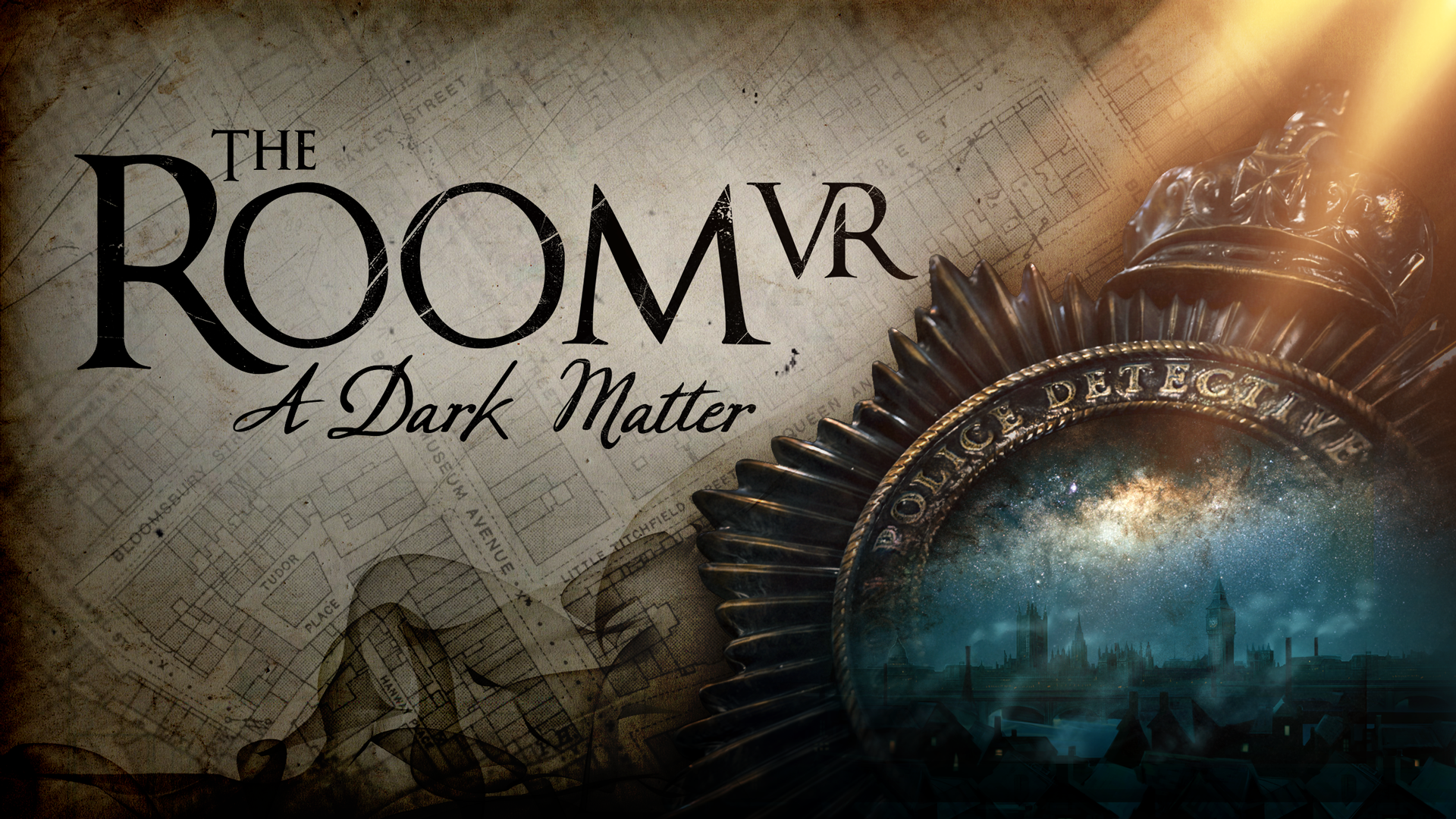 The Room VR A Dark Matter adventure virtual reality game 2020
