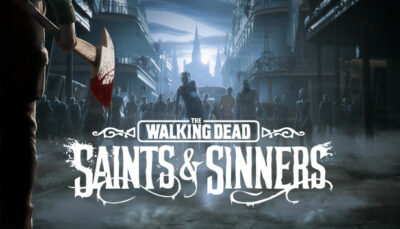 The Walking Dead Saints & Sinners action virtual reality game 2020