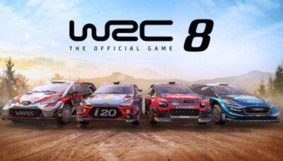 WRC 8 FIA World Rally Championship racing pc game 2019