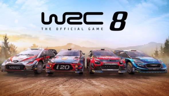 WRC 8 FIA World Rally Championship racing pc game 2019