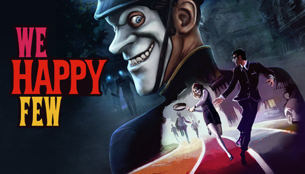 We Happy Few adventure pc game 2016